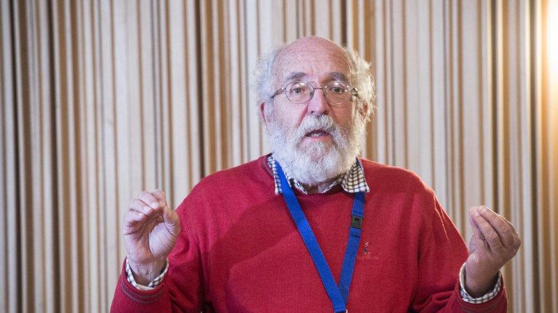 Prix Nobel de physique 2019: Michel Mayor et ses connexions avec le val d'Anniviers