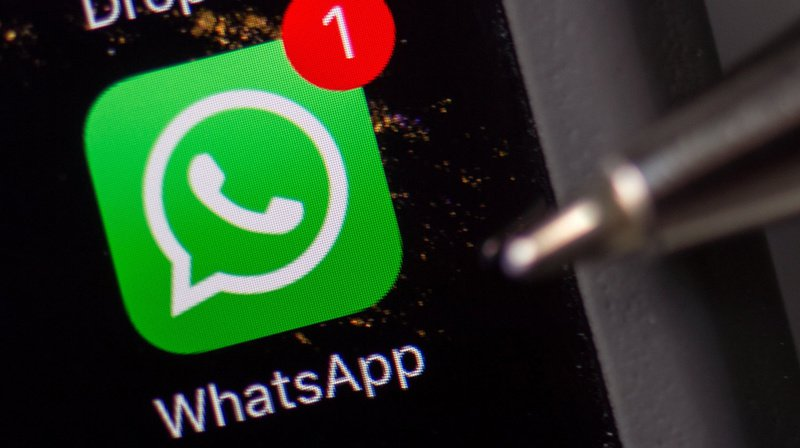 La fonctionnalité testée par WhatsApp permet d'envoyer des messages éphémères. (Illustration)