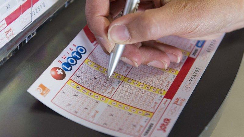 Loterie: le Swiss Loto a fait un nouveau millionnaire en Suisse romande