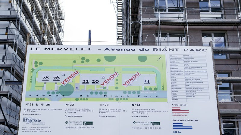 Immobilier: le marché est surévalué, le risque de bulle augmente en Europe