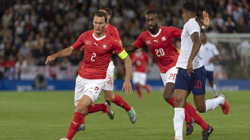Football: Lichtsteiner fait son retour en équipe de Suisse, Bürki ne sera plus sélectionné avant la fin de l'Euro