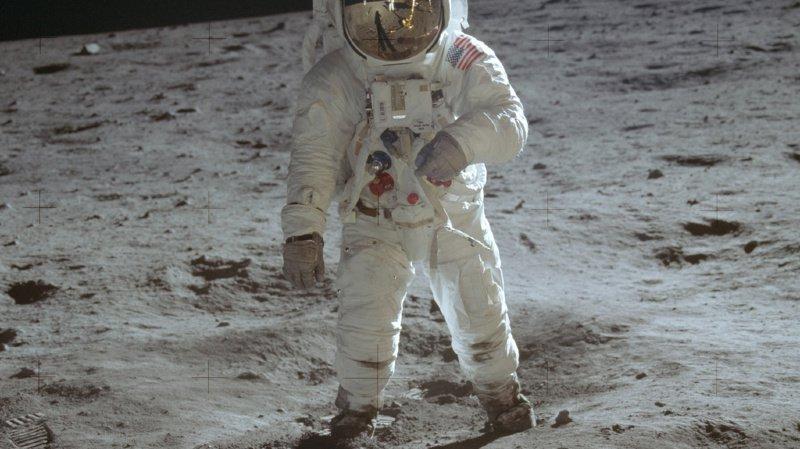 Espace: des astronautes américains sur la Lune d'ici à 2024