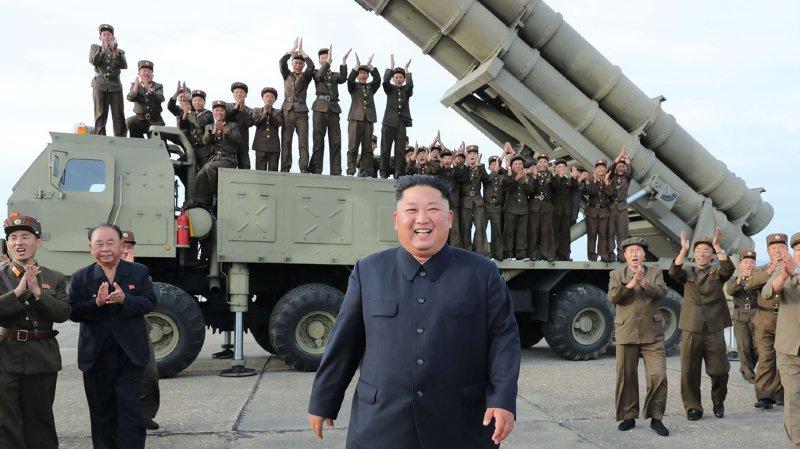 Corée du Nord: la colère du Japon après de nouveaux tirs de missiles de Pyongyang