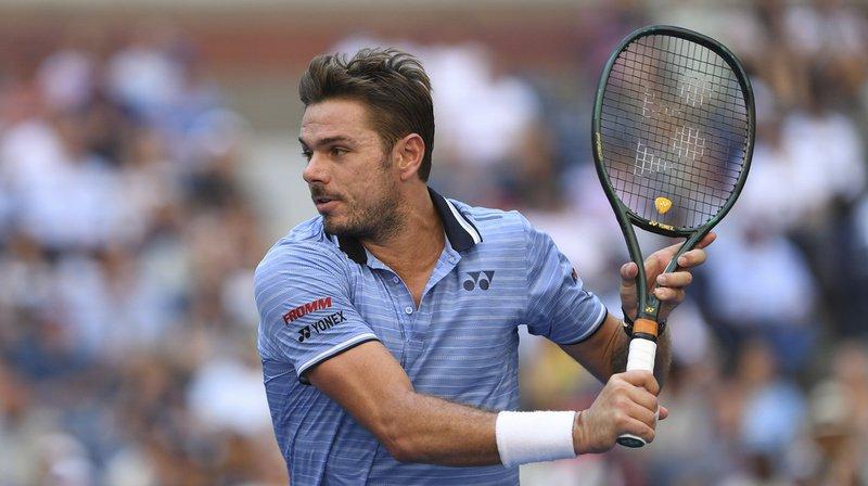 Tennis - Tournoi d'Anvers: Stan Wawrinka se qualifie pour les quarts de finale