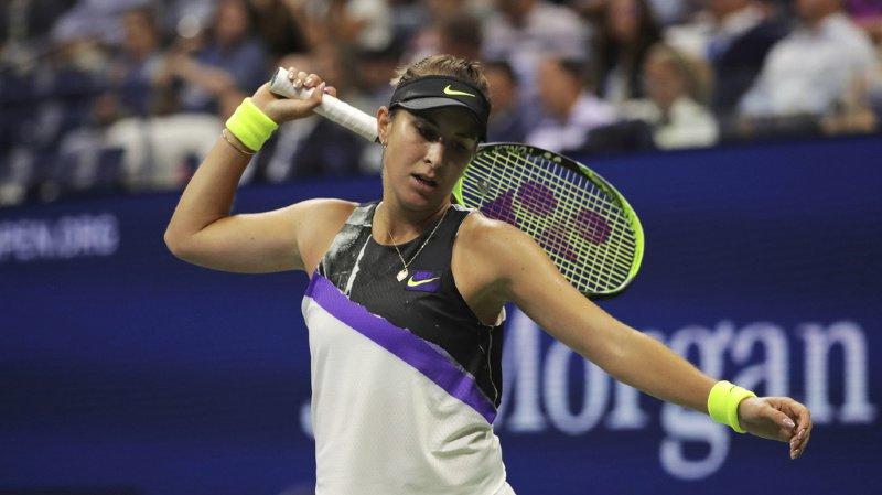 Tennis: demi-finaliste à l'US Open, Belinda Bencic sort au premier tour du tournoi de Wuhan, en Chine