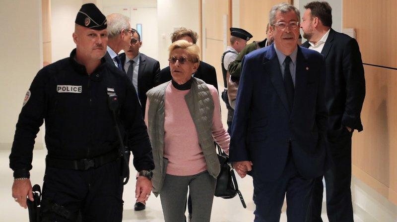 France: condamnés pour blanchiment les époux Balkany écopent de prison ferme
