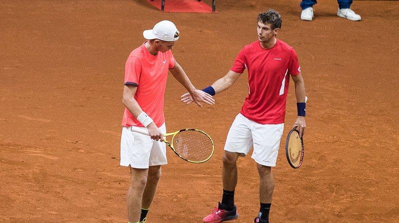 Tennis – Coupe Davis: la Suisse affrontera le Pérou en mars 2020