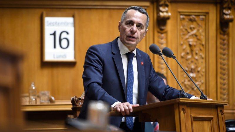 Le Conseil fédéral demande l'arrêt des combats en Syrie