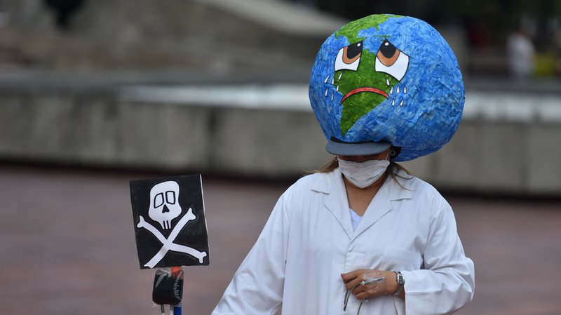 Climat: des jeunes intentent une action juridique contre cinq pays