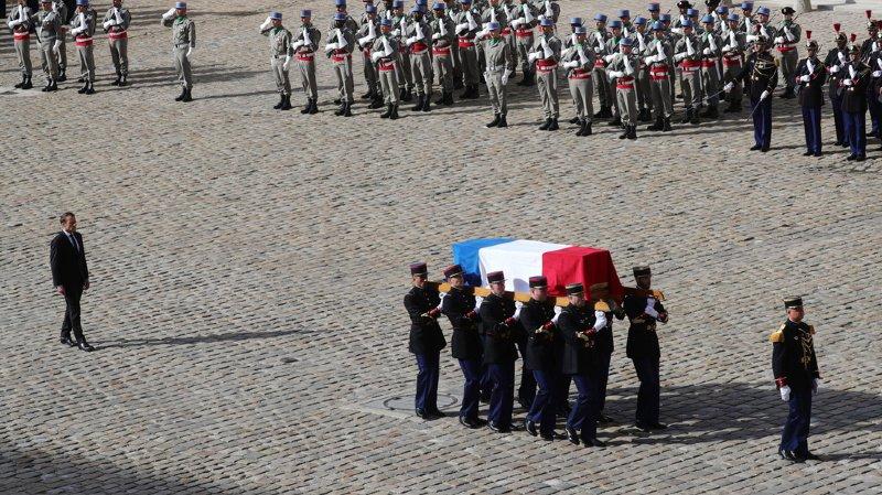 La France et le monde disent adieu à l'ancien président Jacques Chirac