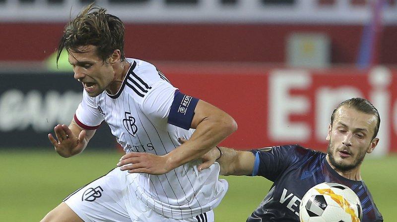 Football – Europa League: Bâle et Trabzonspor font match nul, tout comme Lugano et le Dynamo Kiev