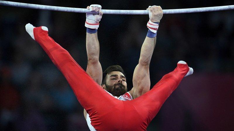 Oliver Hegi et ses coéquipiers disputeront les Jeux olympiques de Tokyo en 2020.