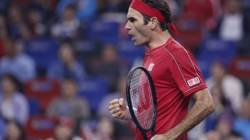 Tennis – Swiss Indoors de Bâle: Federer s'impose en seulement 53 minutes face à Gojowczyk