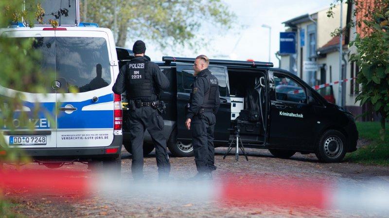 Les enquêteurs ont découvert des explosifs dans la voiture de Stephan B., extrémiste de droite de 27 ans.