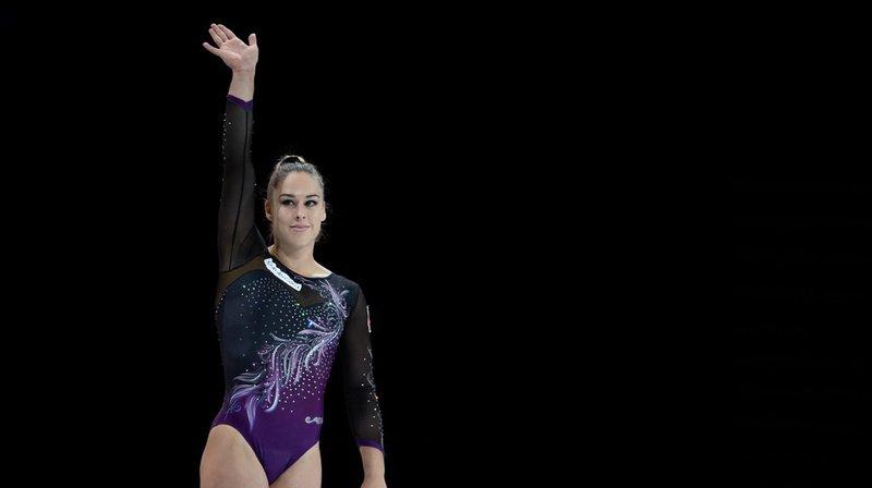 Gymnastique – Mondiaux de Stuttgart: de retour de blessure, Giulia Steingruber termine 18ème du général