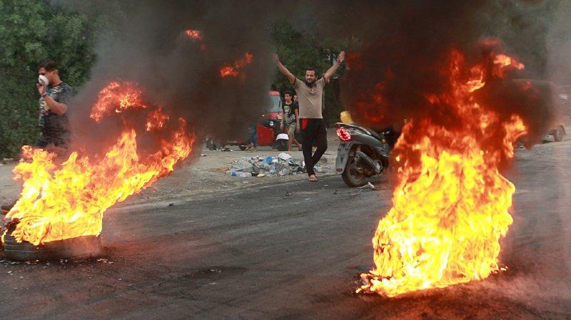 Irak: les manifestations de début octobre ont fait au moins 157 morts