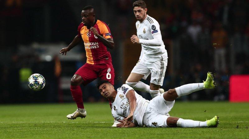 Le PSG mené à Bruges à la pause