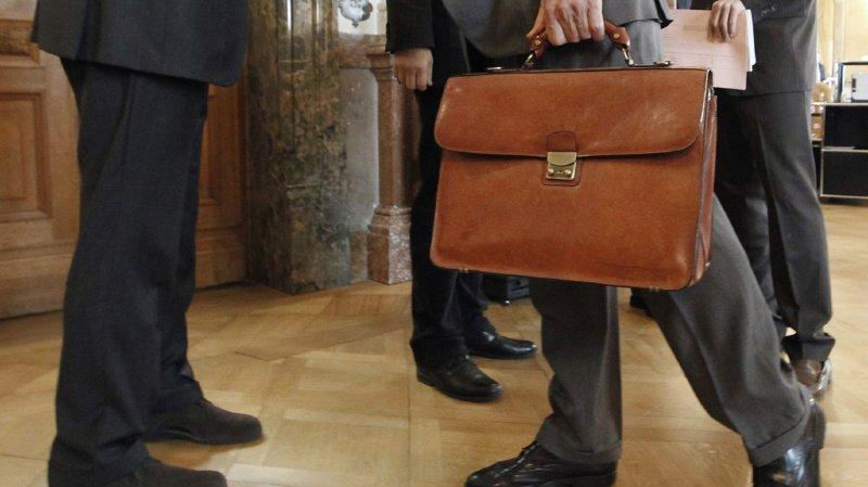 L'influence des lobbies sur le travail des parlementaires freine l'avancée vers la transparence (illustration).