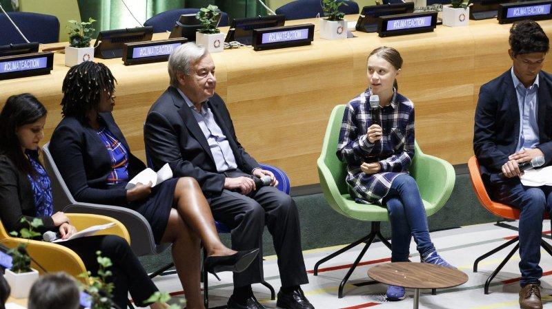 Soixante-six Etats adhèrent à l'objectif de neutralité carbone