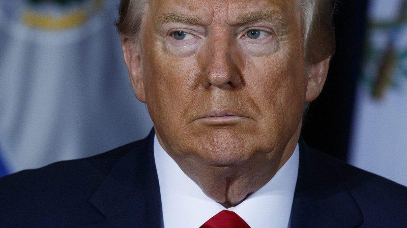 Un mystérieux «lanceur d'alerte» fait vaciller Trump