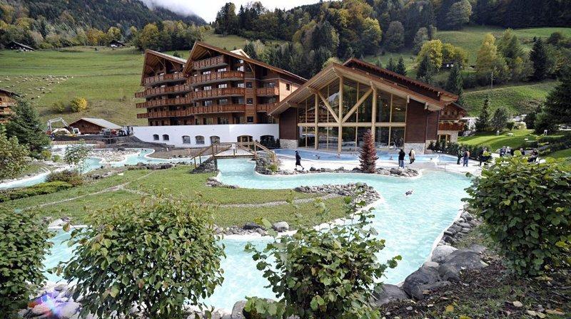 Les Bains de Val-d'Illiez officiellement fermés depuis mercredi soir