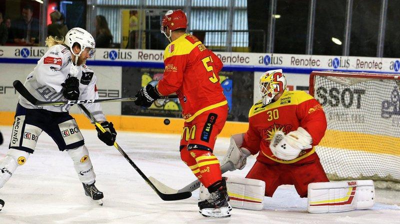 Hockey: le HC Sierre fait face à la réalité sportive