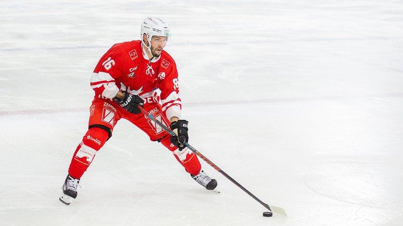 Hockey: le HCV Martigny s'incline encore à Thoune
