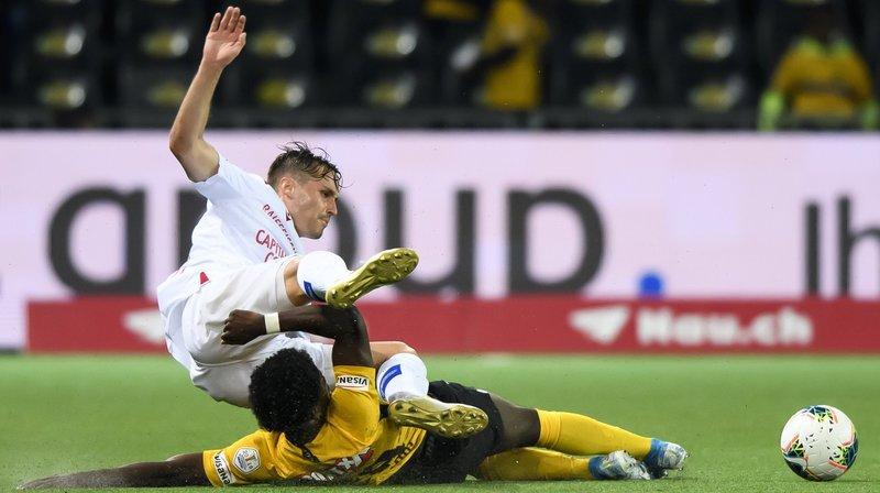 FC Sion: le premier tour en trois points