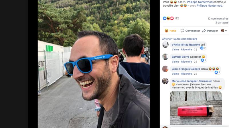 Fédérales 2019: l'humour d'Anne-Laure, Reynard le bon copain, les deux Serge, ce sont les échos des réseaux sociaux (partie 9)