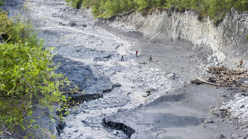 Lave torrentielle de Chamoson: le Valais ne paiera pas à la place des familles