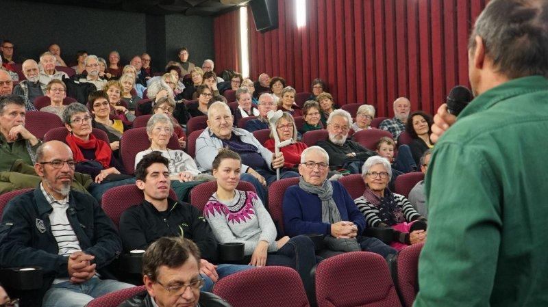 Ciné-Doc propose une thématique avec un film s'y rapportant afin d'ouvrir la discussion avec les spectateurs. Prochain rendez-vous à Monthey le 8 octobre.