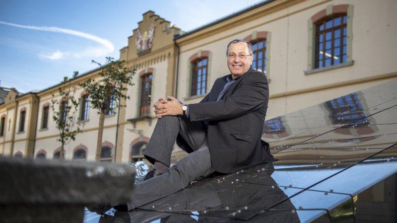 """Jacques Cordonier: """"Le temps de la culture n'est jamais du temps perdu"""""""