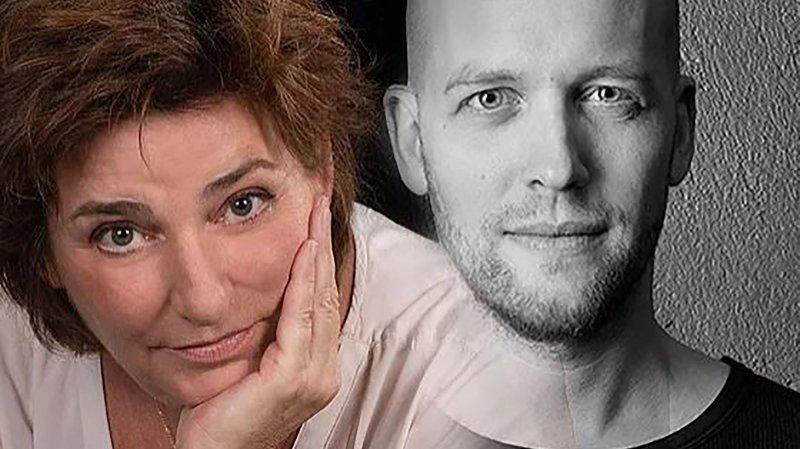 Lettres de soie: correspondance entre Claude Inga Barbey et Julien Burri