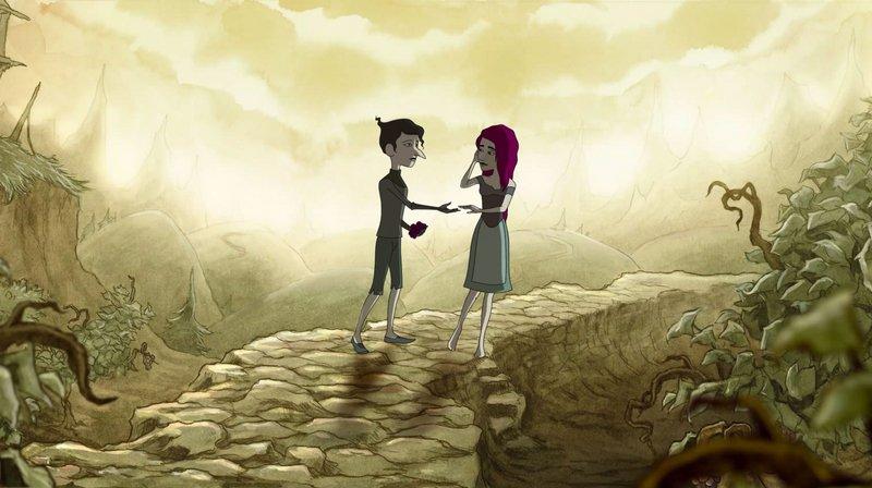 Cinéma: «Le vigneron et la mort»,  un conte valaisan oublié va revivre en dessins animés