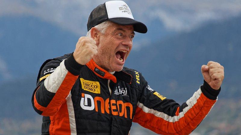 Rallye international du Valais: première pour Mike Coppens, dernière pour Olivier Burri