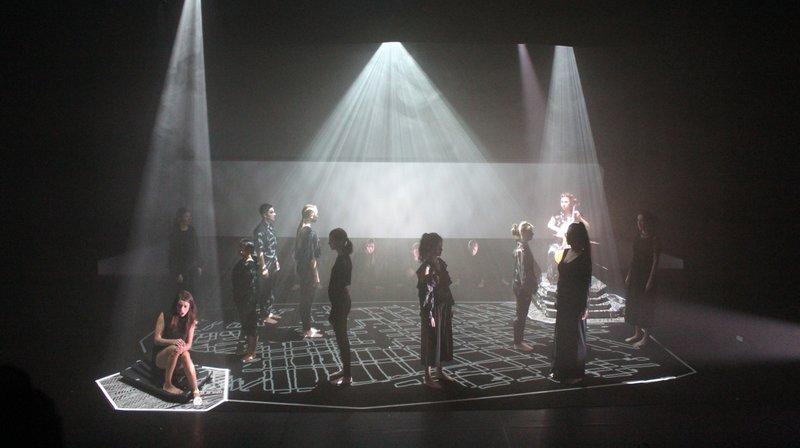 Interface propose ce week-end, par le truchement de la Schoß Company, un opéra hybride inédit.