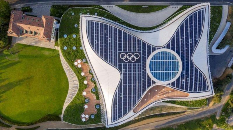 Cette année, Solstis a mis en service l'installation du nouveau siège du Comité international olympique à Lausanne.