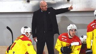 Tout a basculé en cinq minutes pour le HC Sierre battu à Thurgovie (3-1)