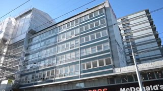 À Genève, un bâtiment menace de s'effondrer