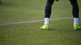 Football: l'équipe suisse s'entraîne à Lausanne