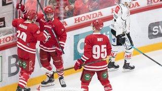 Hockey: les tops-flops des Valaisans