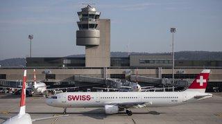 Fumée en cabine: demi-tour d'un vol Swiss Zurich-Rome juste après le décollage