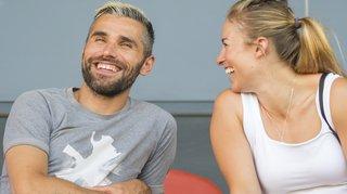 Lara Gut-Behrami: «J'ai retrouvé un mari heureux depuis quelques jours»