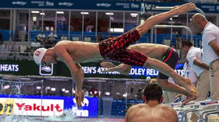 Natation: Jérémy Desplanches s'impose sur 200 m 4 nages à Berlin