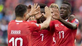 Equipe de Suisse: cinq (bonnes?) raisons d'y croire