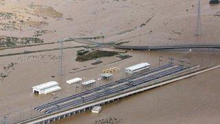 Japon: le typhon Hagibis fait au moins 35 morts, 110'000 secouristes déployés