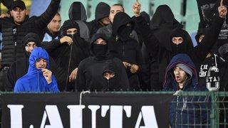 Football: l'UEFA ouvre des enquêtes après des saluts nazis, en Bulgarie, et militaires, des Turcs
