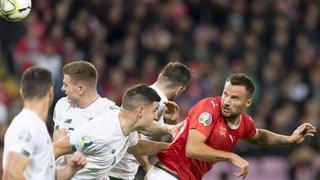Football - Euro 2020: la Suisse remporte son match crucial face à l'Irlande