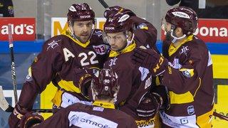 Hockey: Genève-Servette s'offre un deuxième derby cette saison en National League