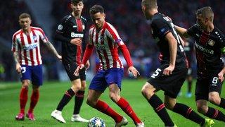 Football – Ligue des champions: l'Atlético Madrid s'impose chichement face au Bayer Leverkusen